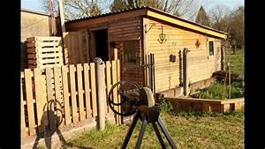Atelier De Bricolage : mon atelier fabriqu en palettes de bois youtube ~ Melissatoandfro.com Idées de Décoration
