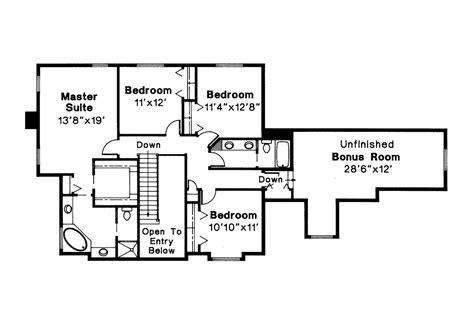 floor plans homes tudor house plans livingston 30 046 associated designs