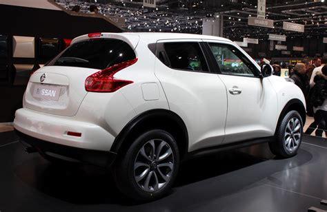 nissan juke car models