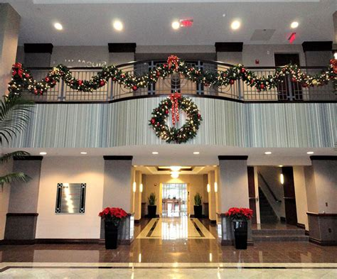 office lobby christmas decorations billingsblessingbagsorg