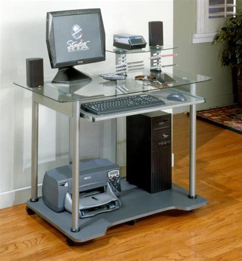 studio rta desk glass studio rta jupiter 42 quot w computer cart studio rta