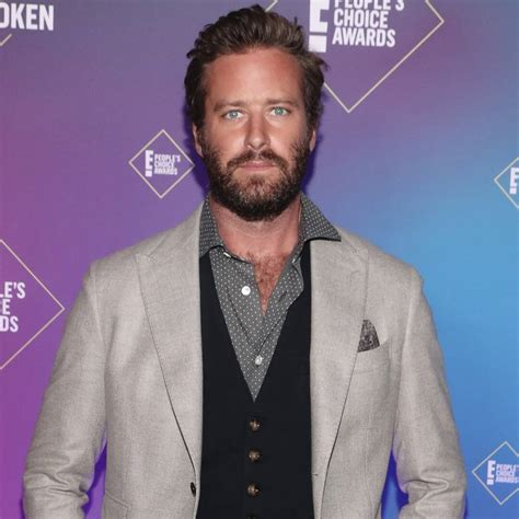 See Armie Hammer & More Dapper Dudes in Suits at the 2020 ...