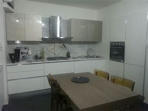 cucina lube cucine brava moderna legno bianca cucine a With cucina brava lube