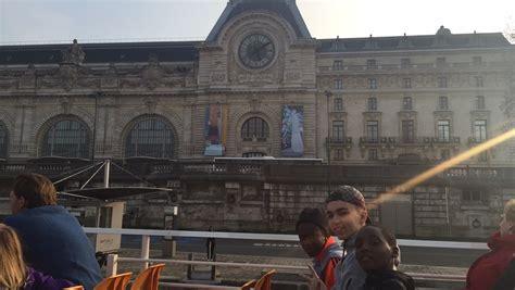 Bateau Mouche Orsay by Sortie Des Jeunes Internes Lyc 233 E Technologique Et