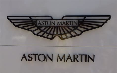 Aston Martin Logo by Rodeo Drive Concours D Elegance