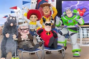 Disney Cruise Line Pixar