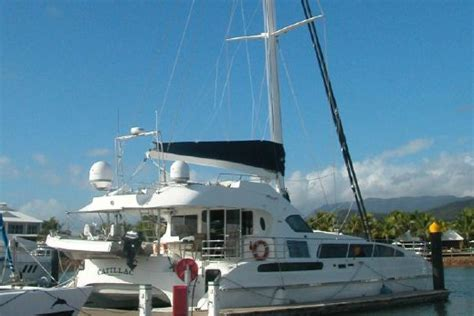catamaran à vendre yachtworld fr