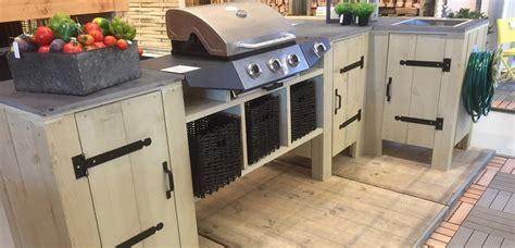 meuble de cuisine exterieur meuble exterieur bois free meuble jardin teck with meuble