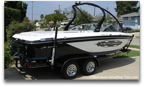 Boat Wax On Car by The Best Boat Wax Is Not Really Wax At All See What The