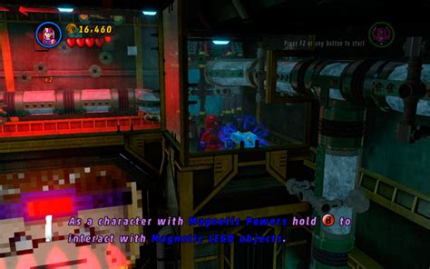 Lego Marvel That Sinking Feeling Glitch by The Caign Stan In Peril Lego Marvel