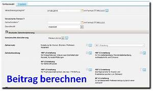 Termin Berechnen : deutsche zahnversicherung zahntarife servicecenter f r zahnversicherungen ~ Themetempest.com Abrechnung