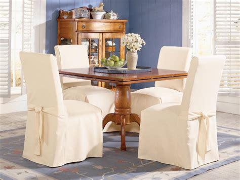 slipcovered dining chairs slipcovered dining chairs homesfeed