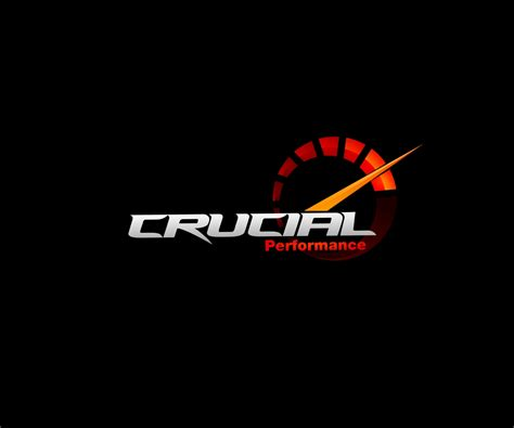 Serious, Professional, Automotive Logo Design For Crucial