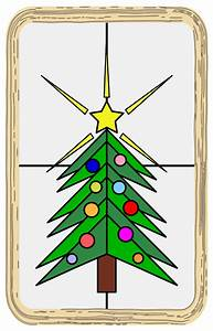 Christmas Stained Glass Clipart (33+)