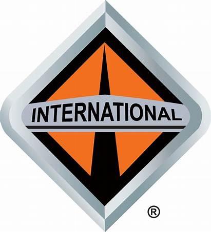 International Trucks Logonoid