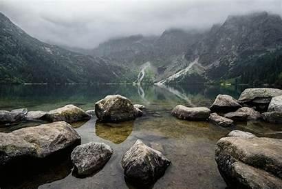 Zakopane Mountains Tatry Ciekawostki Landscape Lake Meerauge