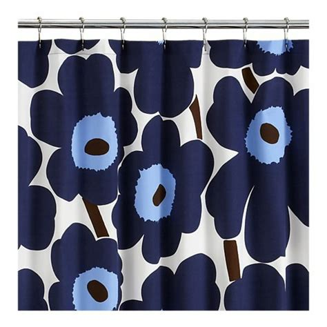 marimekko shower curtain fresh colors and patterns in