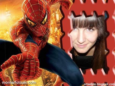 moldura do fime homem aranha