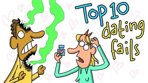 top  dating fails    cartoon box funny