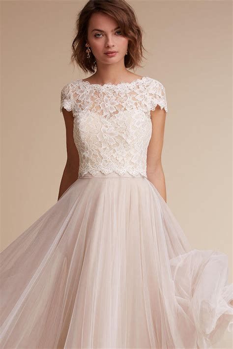 Blush Wedding Dress Styles We Love  Southern Living. Vintage Wedding Dress Shop Bath. Big Wedding Dresses For Cheap. Non Strapless Wedding Dresses Pinterest. Vintage Wedding Dresses For Sale London
