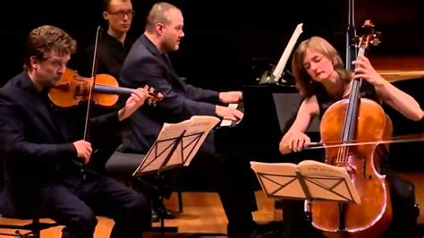 Brahms Piano Trio No 2 In C Major, Op 87