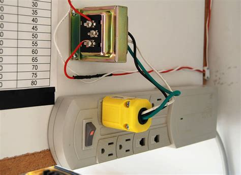 how to install a doorbell with transformer side of how to install a quot garage door open quot indicator 4 steps