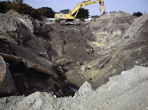 contaminated soil removal peceofmind