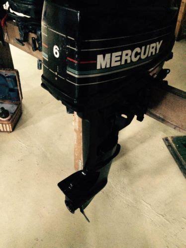 6 Pk Buitenboordmotor Te Koop by 6 Pk Mercury 2 Takt Advertentie 588185