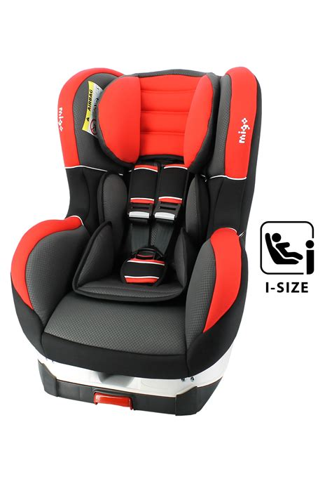 siege auto norme i size primo i size neoshop by migo