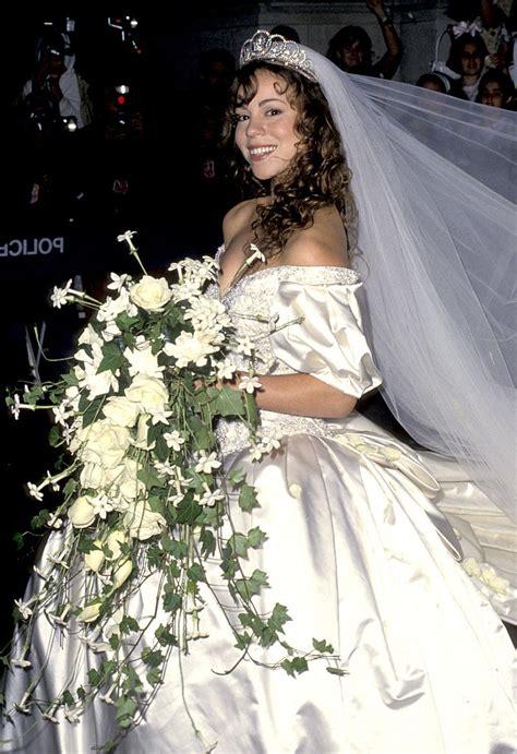 iconic celebrity wedding dresses    goals