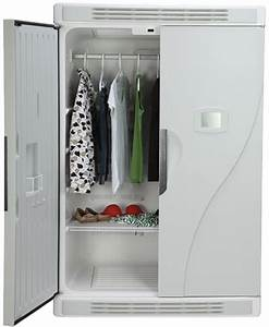 BreezeDry eco-friendly drying cabinet for your clothes