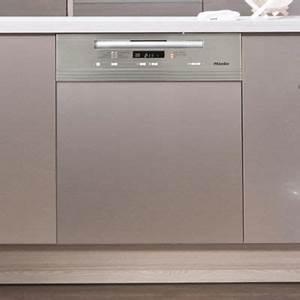 Façade Lave Vaisselle Encastrable : miele g6630sci in lave vaisselle encastrable boulanger ~ Dailycaller-alerts.com Idées de Décoration