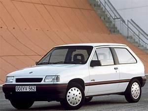 Opel Corsa A : 1990 opel corsa a pictures information and specs auto ~ Medecine-chirurgie-esthetiques.com Avis de Voitures