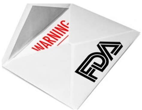 fda warning letters why firms must avoid fda 483 and warning letters