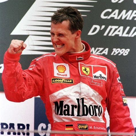 Michael Schumacher by Michael Schumacher