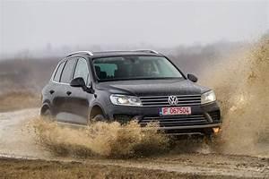 Volkswagen La Teste : volkswagen touareg evolu ie spre maturitate headline test drive auto bild ~ Medecine-chirurgie-esthetiques.com Avis de Voitures
