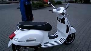 Hc Anleitung  Vespa Gts 300 Super 2010 Roller
