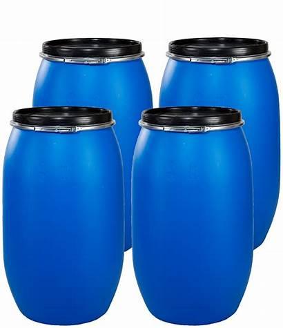 Plastic Drums Open Drum Litre Pack
