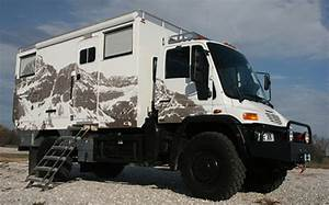 Unimog Camper | Global Expedition Vehicles