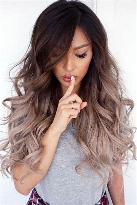 trend hair colors   makeupnails hair
