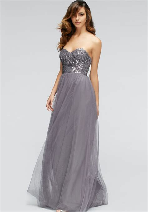 watters maids hollis  bridesmaid dress  knot