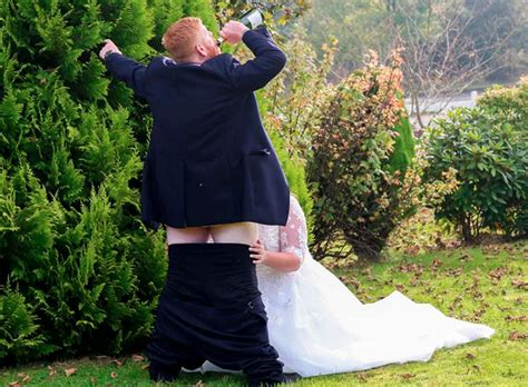 Newlyweds Cause Viral Storm With Raunchy Photoshoot