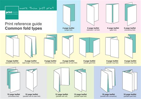 Brochure Folding Options Brickhost 43e42a85bc37 Folding Guide Pretraživanje Grf Bookbinding