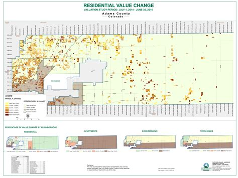 arapahoe county assessor s office maps property valuations around metro denver are spiking