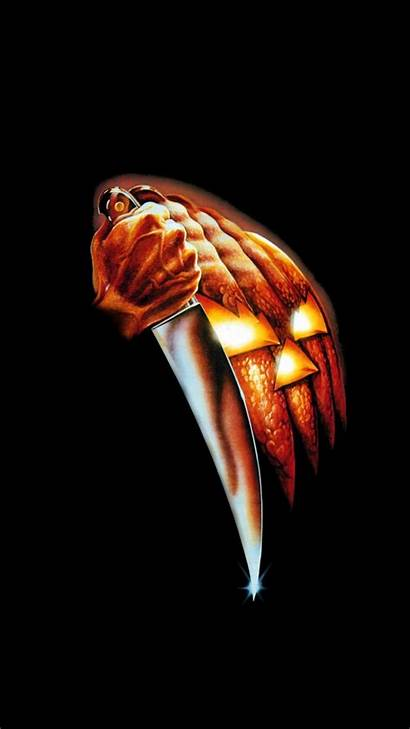 Horror Wallpapers Halloween Movies Iphone Phone Myers