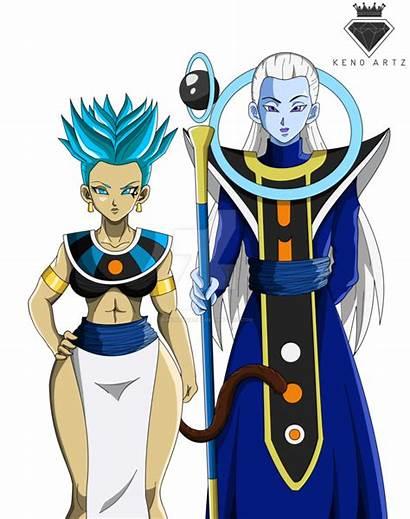 Ura Kingkenoartz Deviantart Quey Dragon Ball Female