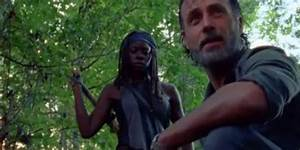 Walking Dead Saison 7 épisode 12 : the walking dead saison 7 pisode 12 le couple d 39 enfer de rick et michonne attention ~ Maxctalentgroup.com Avis de Voitures