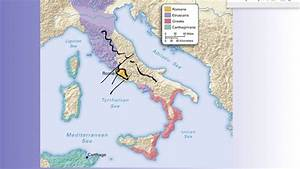 Ancient Rome  Geography And The Lucky Location