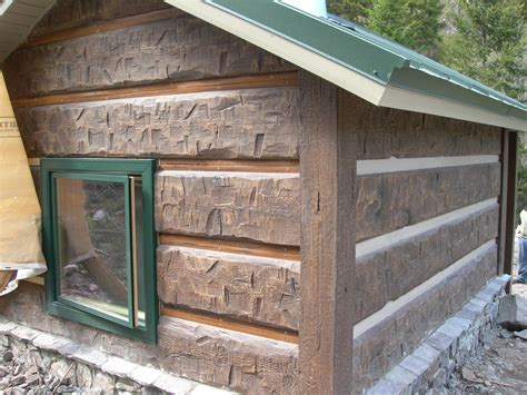 log cabin chinking chinking what is it and how is it used in concrete log