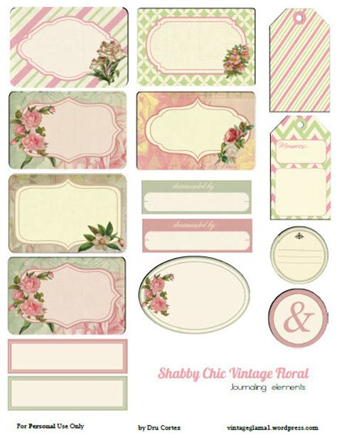 free shabby chic printables 301 moved permanently